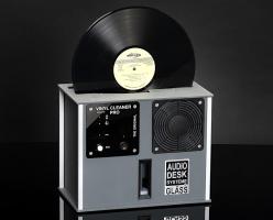 AudioDesk Systeme Vinyl Cleaner Pro