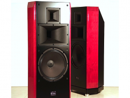 Casta Acoustics Reference B Diva red cherry