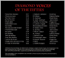 CD Diamond Voices of the Fifties (Сборник)