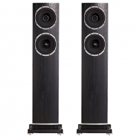 Fyne Audio F 501 black oak