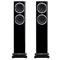 Fyne Audio F 501 piano gloss black