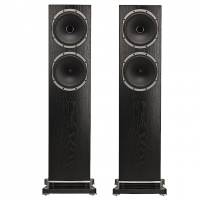 Fyne Audio F 502 black oak