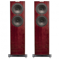 Fyne Audio F 702 gloss walnut