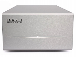 Isol-8 Sub Station LC silver