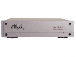 Whest Audio Three Signature Silver