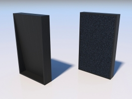 Поглотитель Light Acoustic 1206 DIF black