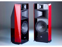 Рупорная акустика Casta Acoustics Reference model C red cherry