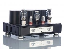 Ламповый усилитель Trafomatic Audio Evolution Two black/silver