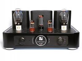 Ламповый усилитель Trafomatic Audio Experience Two mk II black/silver