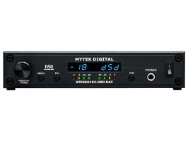Цифро-аналоговый преобразователь Mytek Digital Stereo 192 DSD DAC black