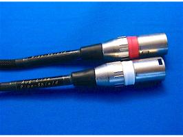 AUG-Line pipe shield XLR 1,0 m