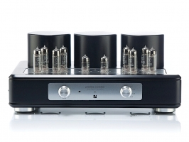 Ламповый усилитель Trafomatic Audio Premise Evolution black/silver