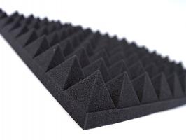 Акустический материал AURA Pyramid SX black
